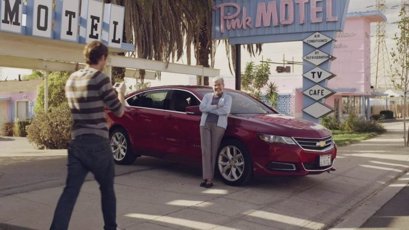 Chevrolet: Nursing Home